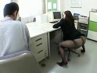Best amateur Secretary, Ass xxx video