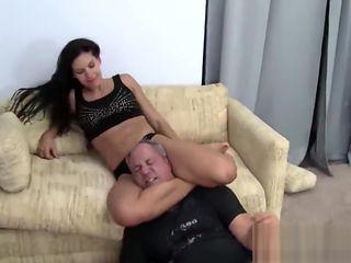 Mixed Wrestling Domination Skylar Rene