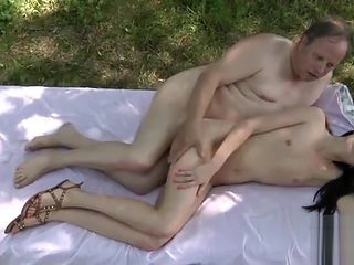 Hottest sex video Old/Young private new only for you
