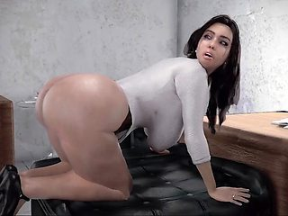 Cartoon Sexx 3D Art