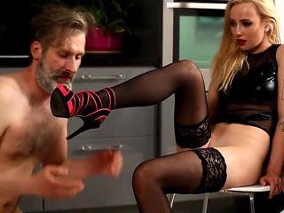 facesitting, slave, mistress russian lisa, femdom