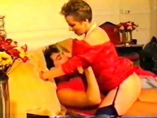 Kinky perverse aunt mom will satisfy nasty fetishes