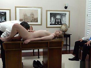 Teen school girl stockings xxx sex art I've looked up to President Oaks
