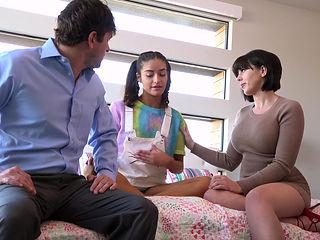 Stepdaughter insemination
