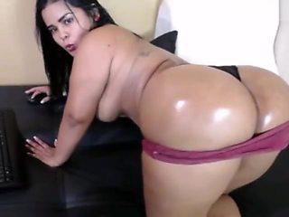 Hot big booty Latina ass