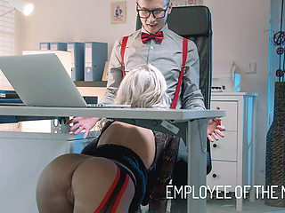 Karol Lilien in Employee Of The Month - OfficeObsession