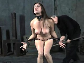 Forcing hotty to surrender