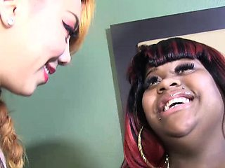 bbw asian freaks giggles kimberly chi fucked