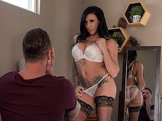 Austin Lynn & Quinton James in I Fucked My Sisters Husband - BRAZZERS