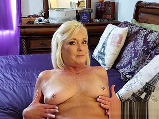 Slutty Taboo Step-Mommy Gets Her Pussy & Ass Fucked