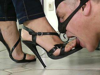 Under The Goddess Feet