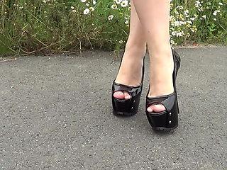 Hohe Schuhe   Skyhigh