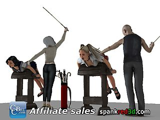 All New spankred3d Affiliate Partnership Program