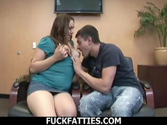 Chubby Isabella Soliz First Porn BBW Audition