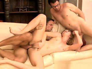 Horny xxx video Group Sex check ever seen
