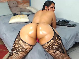 Amazing Clapping That Hot Big Ass For You