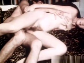 Enjoy The Classic Porno From Old School Sex