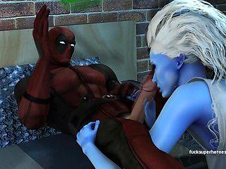 Deadpool and Copycat