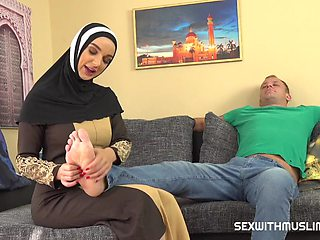 Sexy massage ends in crazy fuck