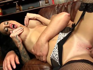 Stacey Lacey nailed by an old guy