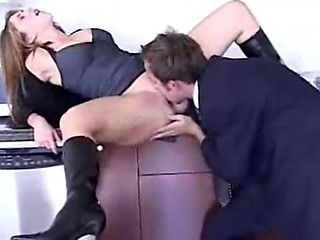 'Isabella Soprano' getting fucked in the break room