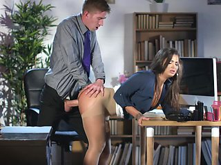Gorgeous Susy Gala is so tired of work and wants sex immediately