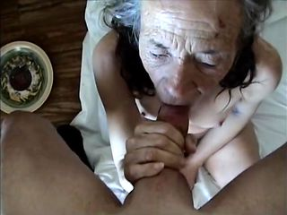 This old drunk bitch wanted to suck and fuck my cock.