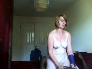 Cuckold wife with lover hidden cam