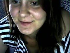 Nadia Pregnant Romanian Skype Show Webcam