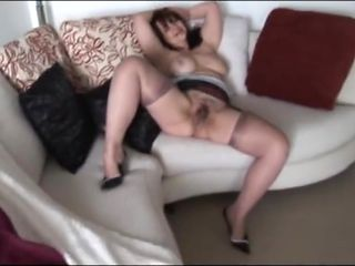 Big tits Mature slowly strips