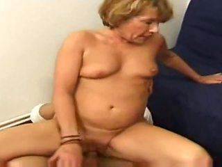 61 yo anal fucked by 28yo