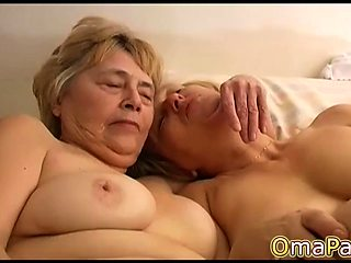 Old Matures with old and fat Matures compilation
