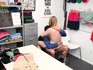 Tommys invasive stripsearch leads to fucking