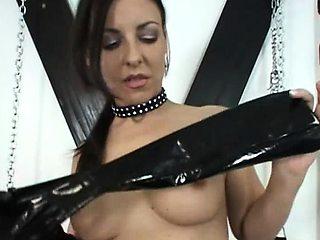 Maria Belucci as your naughty masturbating