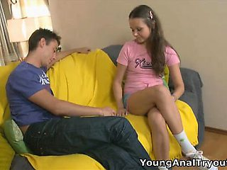 Ivanna looks too innocent to do something like an anal sex