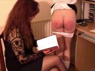 Girl Punished With Spanking and Striping for Stealing xLx