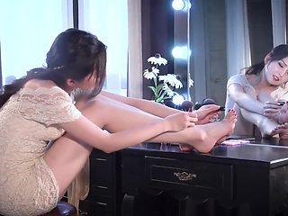 Chinese pantyhose extasy 1