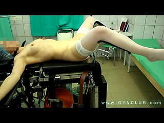 Manipulation in the gyno cabinet