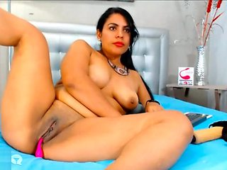 she is a Nurse in real life !! naked big ASS Latina 003