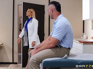 i need to examine your dick!