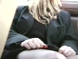 Public flashing British ladies compilation