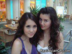 Hot Asian Teen Girlfriends!