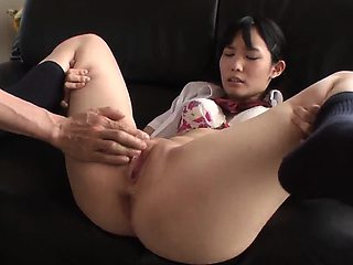 Naughty school hard fuck for better grades with Yui Kasugano