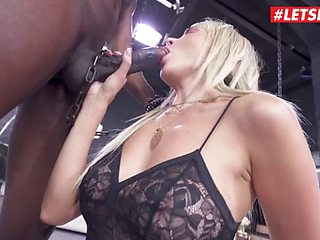 Letsdoeit big ass russian babe polina max rides hard bbc