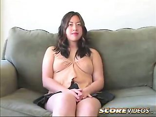 Audrey on the Casting Couch