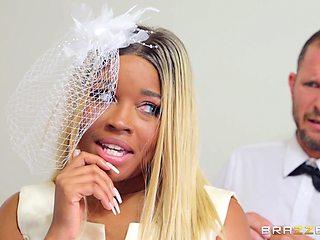 Soon to be bride Nina Rivera rides her husbands best friend