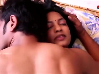 Indian hot aunty romance with college student