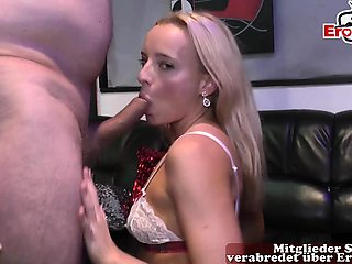 german cum swapping creampie sexparty with milfs
