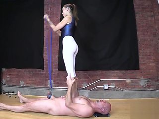 Trampling exercise