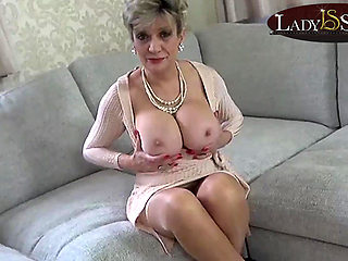 Aunt Lady Sonia caught you wanking again